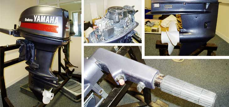 Outboard & Inboard Marine Engine Servicing, Rigging, Repair