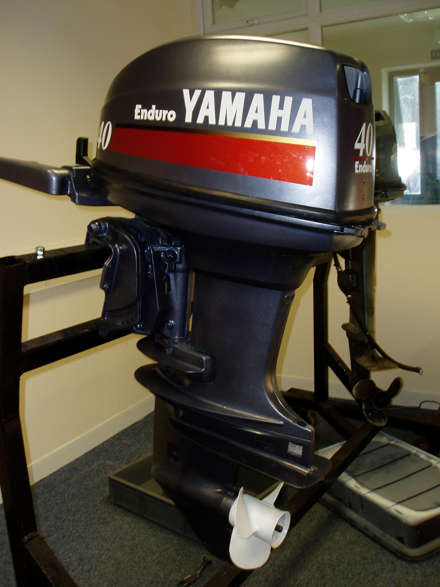 Quality refurbished outboard engines for sale - AMS