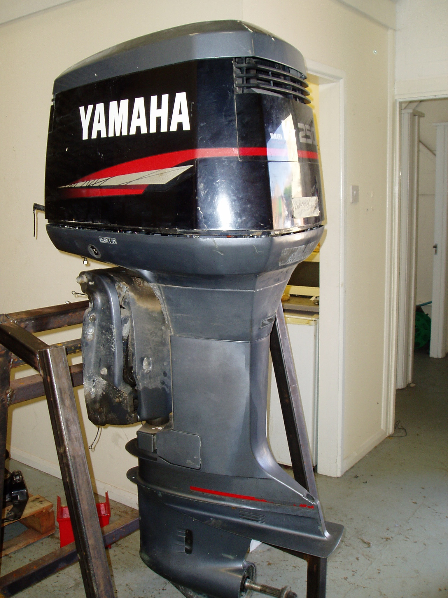 Quality refurbished outboard engines for sale, Hampshire, UK